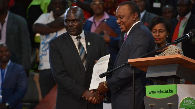 Oberstes Gericht annulliert Präsidentenwahl in Kenia