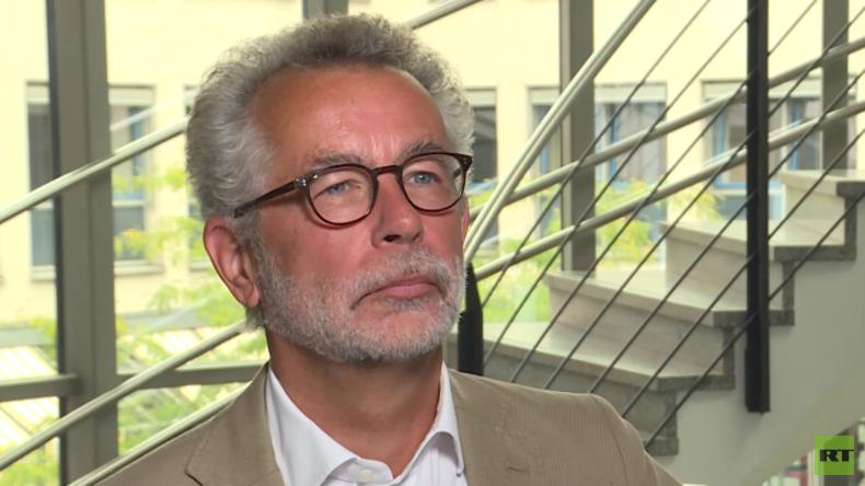 Prof. Hans Vorländer über Volksverräter-Rufe als Kampfansage an die etablierte Politik