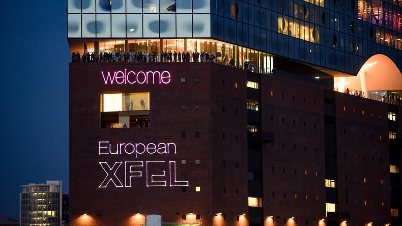 Größter Röntgenlaser weltweit wird in Hamburg eingeweiht
