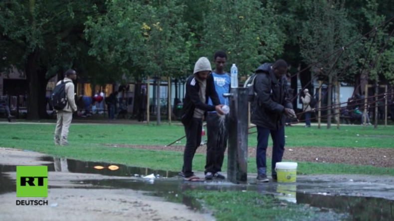 Migranten in Brüssel: Ich kam für ein besseres Leben nach Europa, doch es ist schlechter als vorher
