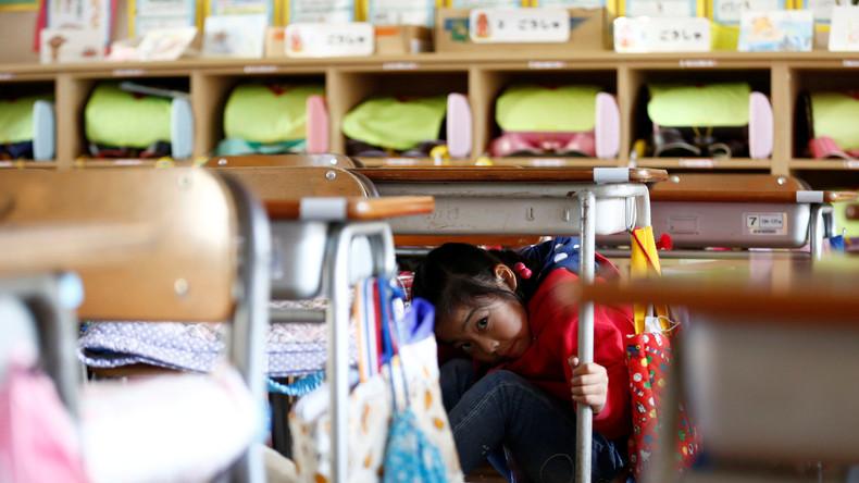 Mit Schulferienende steigt die Zahl der Selbstmorde in Japan
