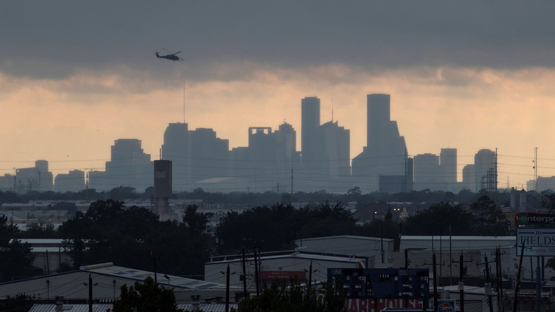 Apocalypse USA: Hurrikan über Texas trifft auf verwundbares Land