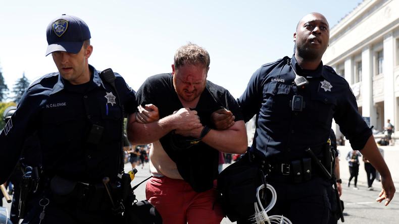 USA: Die Medien entdecken die Antifa