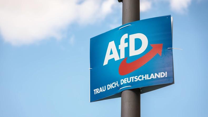AfD-Wahlwerbung löst Argwohn in Bundestagsverwaltung aus