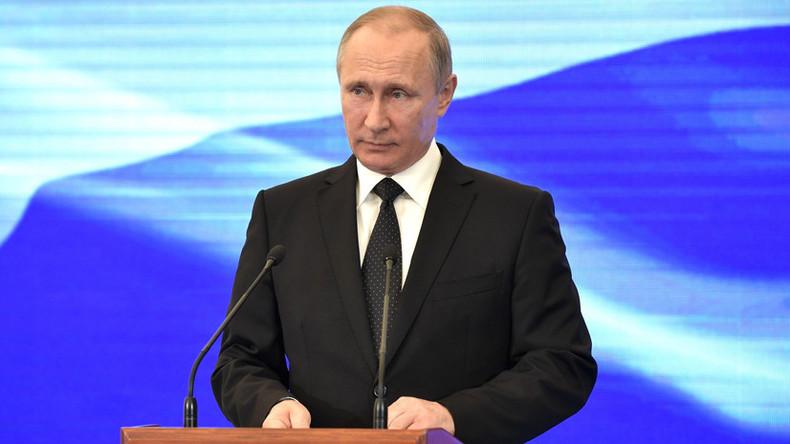 Wladimir Putin: Bei den BRICS-Staaten drängt niemand dem Anderen etwas auf