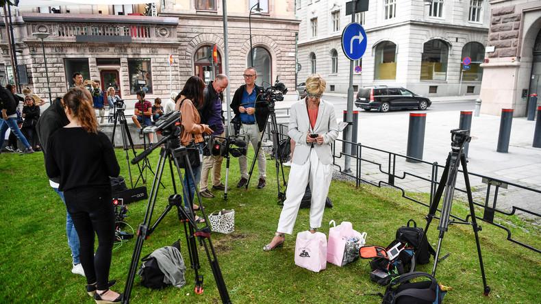 Schweden: Die Freiheit der Presse, Andersdenkende zu verfolgen