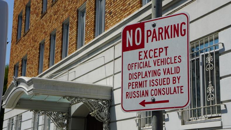 USA: Russisches Konsulat muss innerhalb von zwei Tagen schließen