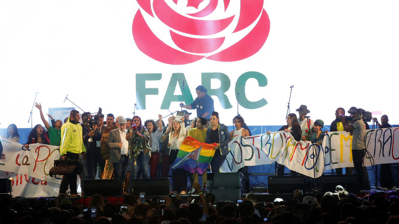 Ehemalige FARC-Rebellen gründen eigene Partei