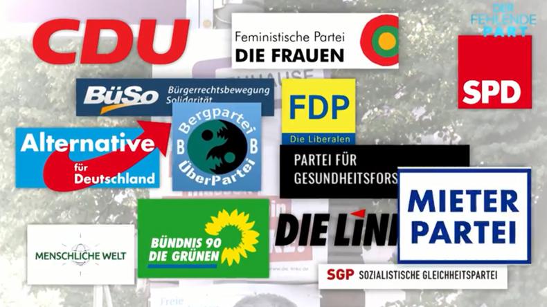 Kleine Parteien in Deutschland – eine Alternative?