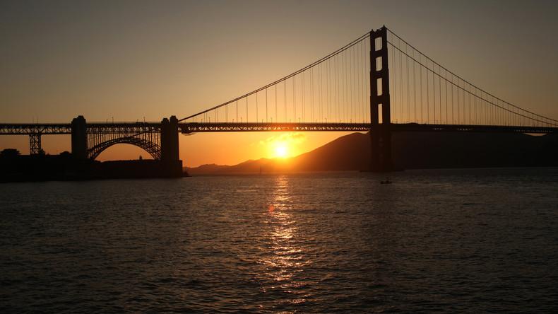 Hitzerekord in San Francisco – Wetterwarte misst mehr als 41 Grad Celsius