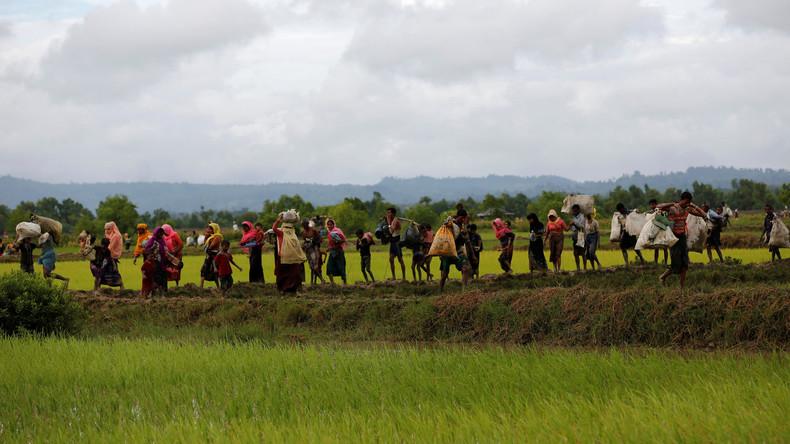 Bangladesch wirft Myanmar Luftraumverletzung vor