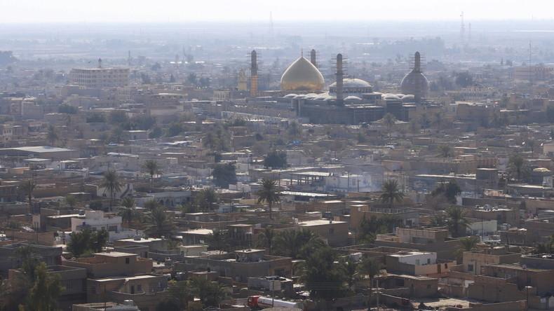 Acht Menschen sterben bei Terrorangriff auf Kraftwerk in Irak