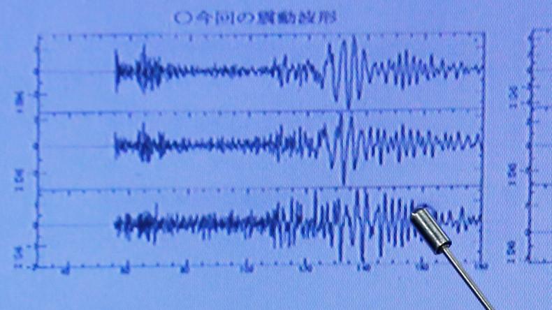 Erdstöße in Nordkorea: Südkorea geht von Atomtest aus