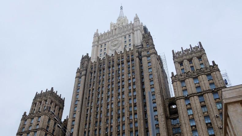 Russlands Außenministerium zeigt sich nach Nordkoreas Atomtest tief besorgt
