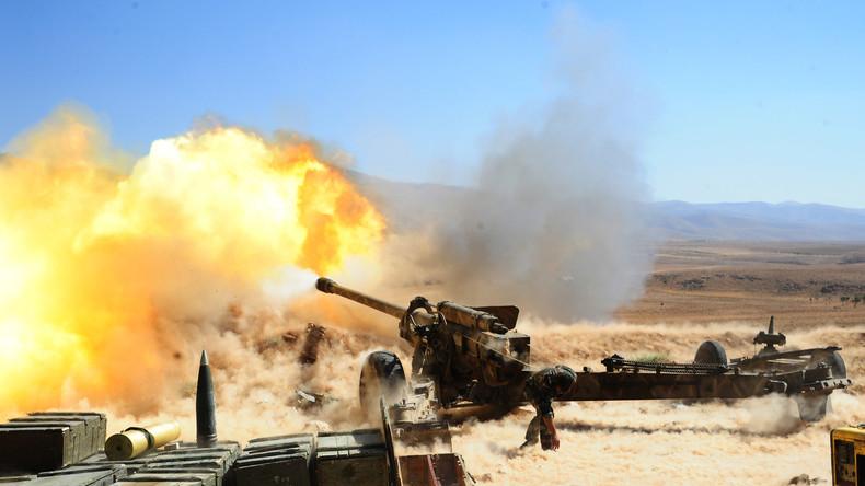 Syrische Regierungskräfte rücken im Osten des Landes vor – IS-Hochburg Deir ez-Zor umkämpft