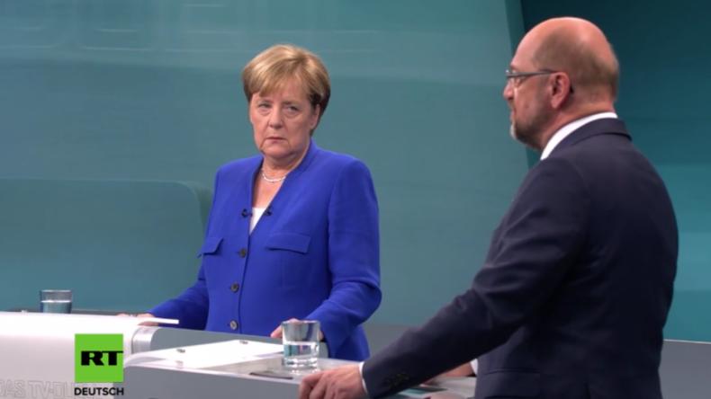 Schulz attackiert Merkel für Flüchtlings- und Türkeipolitik
