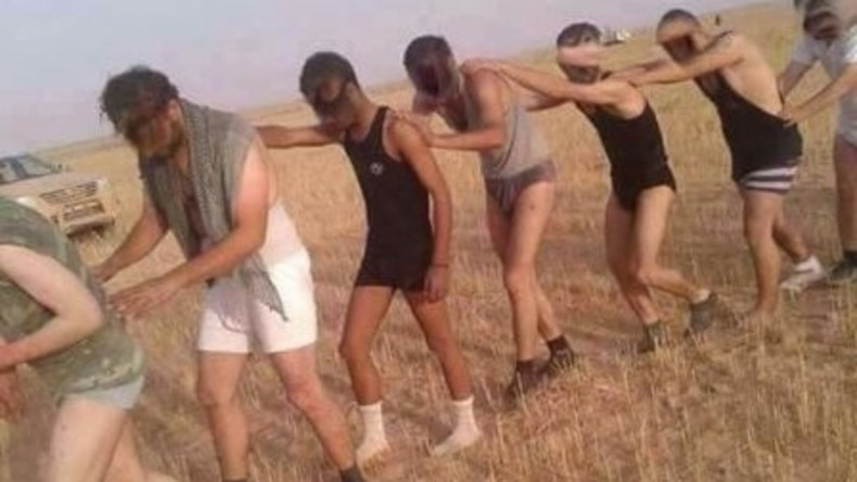 Über 1.300 ausländische IS-Kämpfer ergeben sich der irakischen Armee