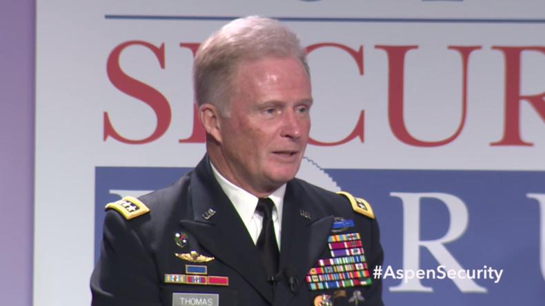 Chef von US-Spezialeinheiten: Laut Völkerrecht haben wir kein Recht, in Syrien zu sein [Video]