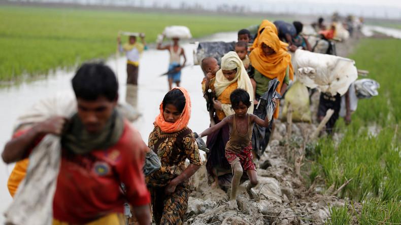 Rohingya-Vertreterin: Myanmars Militär tötet uns leise - Internationale Gemeinschaft tut nichts