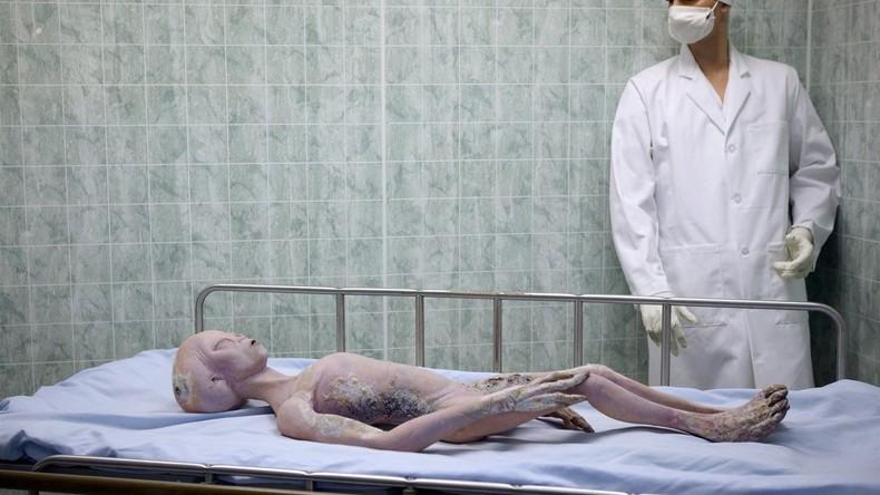 """""""Geheimes Alien-Gefängnis in USA"""": Ex-Air-Force-Techniker spricht über UFO-Zwischenfall in Roswell"""
