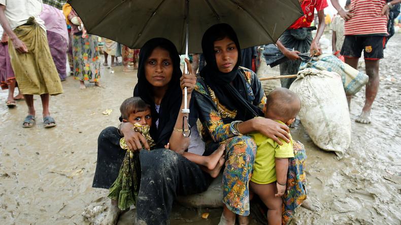 Rohingya-Vertreibung in Myanmar: Nobelpreisträgerin Aung San verstärkt Gewaltspirale