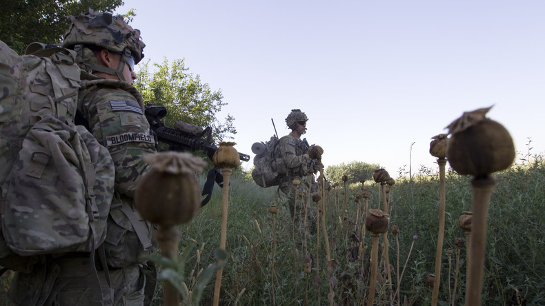 Afghanistan: Ein Krisenherd als Instrument zur Eindämmung geopolitischer Gegner der USA