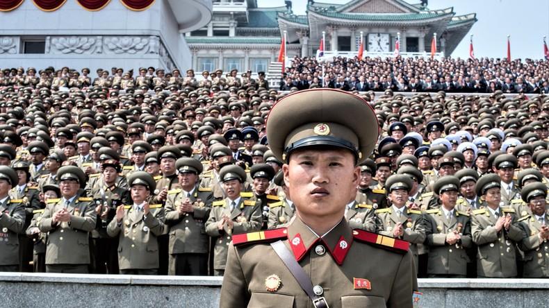 Russischer Analyst: Ein Koreakrieg 2.0 ist wahrscheinlich, weil Pjöngjang nichts zu verlieren hat