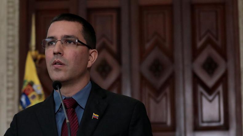 Venezuela schickt Protestnoten an vier EU-Länder
