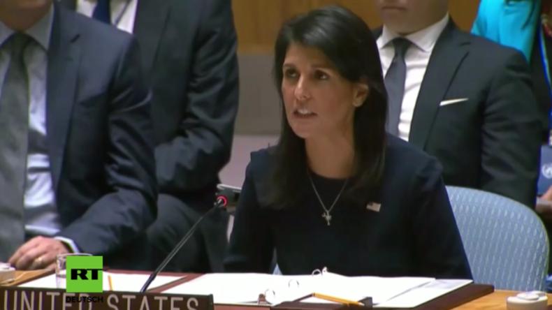 US-Gesandte zu Nordkorea: Die USA wollten noch nie Krieg, aber Kim Jong-un bettelt darum