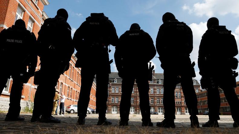 Über 100 Belgier sitzen wegen Kontakten zu syrischen Terroristen ein