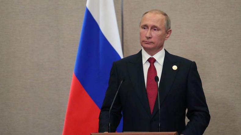 Putin warnt vor