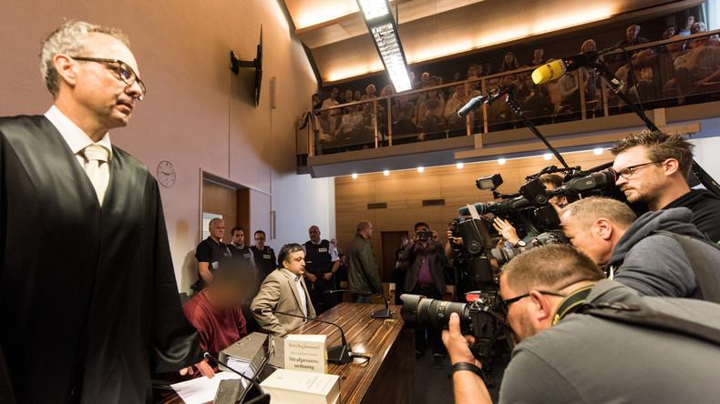 Landgericht Freiburg: Spektakulärer Strafprozess um Sexualmord an Studentin beginnt