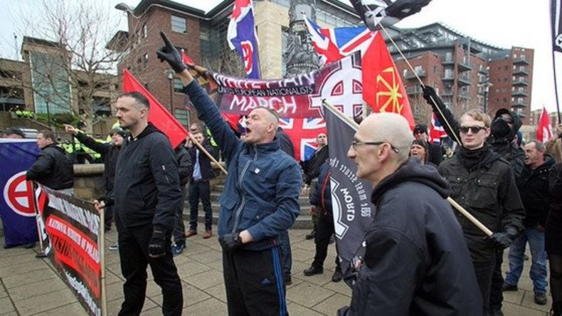 Terrorverdächtige Neonazis in Großbritannien gefasst
