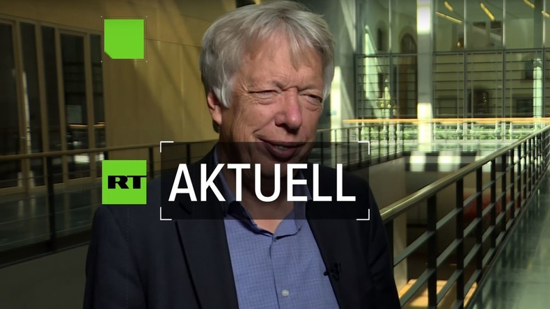 SPD-Abgeordneter Dr. Ernst Rossmann zu RT Deutsch: Merkel muss sich warm anziehen