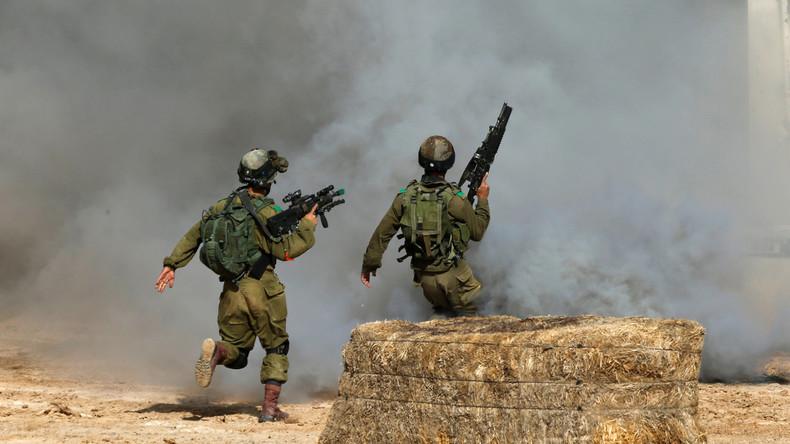 """""""Komplette Vernichtung von Hisbollah"""": In Israel beginnt größtes Militärmanöver seit 20 Jahren"""