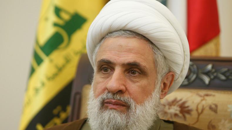 Exklusiv-Interview mit Hisbollah-Vize: Westen möchte im Nahen Osten nur schwache Länder