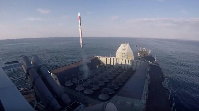 Dreimal so schnell wie der Schall: Großbritannien testet neue Rakete [VIDEO]