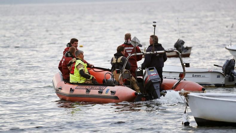 Kapitän des gesunkenen U-Bootes bekennt sich der Leichenschändung für schuldig