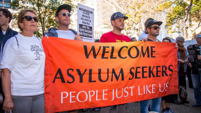 Rekordentschädigung in Australien: 70 Millionen Dollar für Bootsflüchtlinge