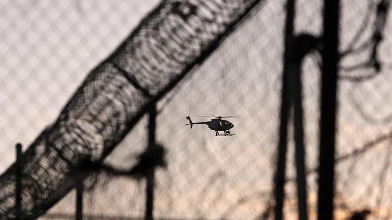 """USA: """"Riesiger"""" Gefängnisaufstand im Bundesstaat Kansas"""