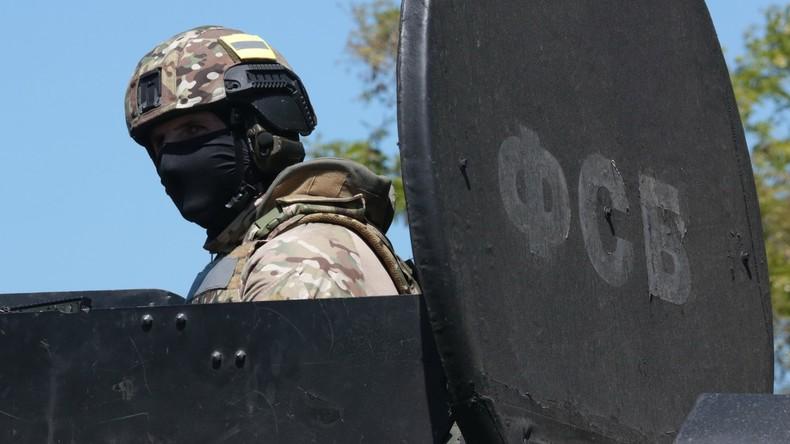 """""""Vorbereitung von Terroranschlägen"""": Moskau weist Vorwürfe des ukrainischen Geheimdienstes zurück"""