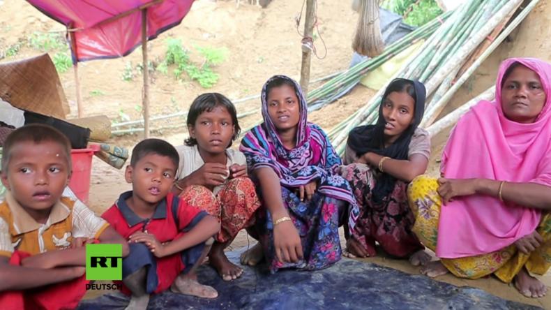 Geflüchtete Rohingya-Muslime aus Myanmar berichten über grausame Verfolgung und Folter