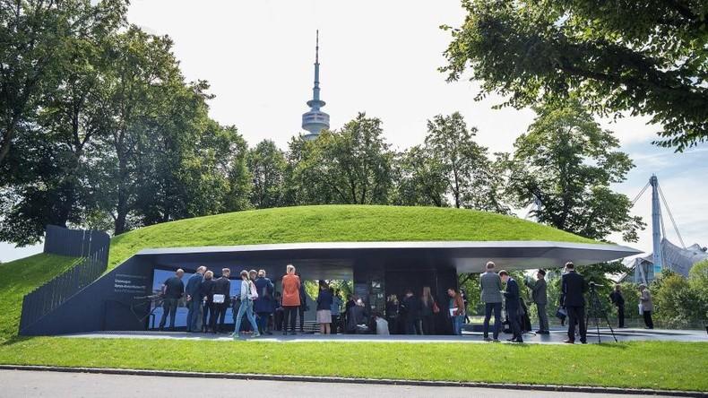 München 1972: Mahnmal zu Ehren der Olympia-Opfer eröffnet