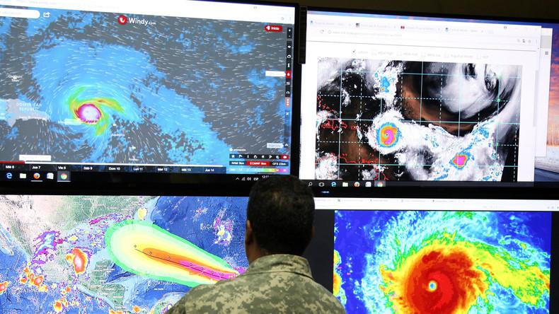 """Hurrikan """"Irma"""" kommt – Doch US-Katastrophenschutz FEMA hat nur noch Geld bis Freitag"""
