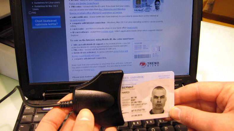 """Sicherheitslücke bei 750.000 estnischen ID-Karten entdeckt – Risiko """"theoretisch"""""""