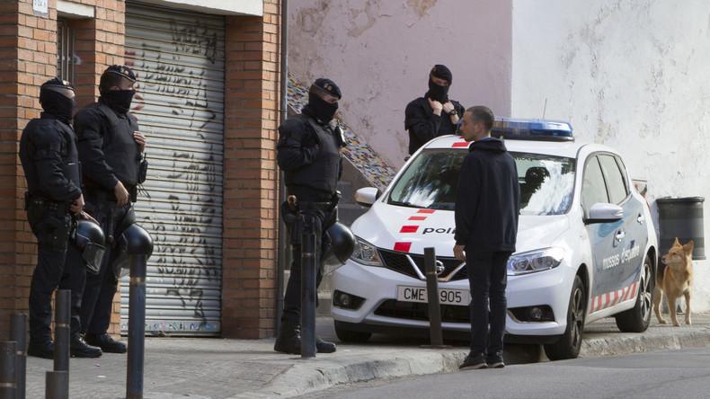 """IS-Terrorzelle in Spanien und Marokko zerschlagen – sie plante """"Terrorattacken von großem Umfang"""""""