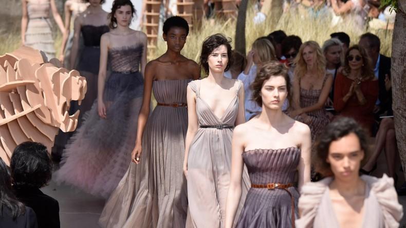 Französische Luxuskonzerne verzichten auf zu schlanke und junge Models
