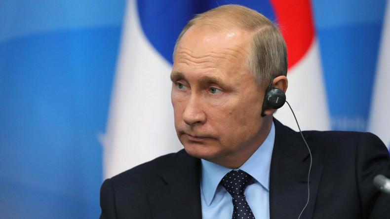 Putin fordert Südkorea auf, Nordkorea nicht in die Ecke zu drängen