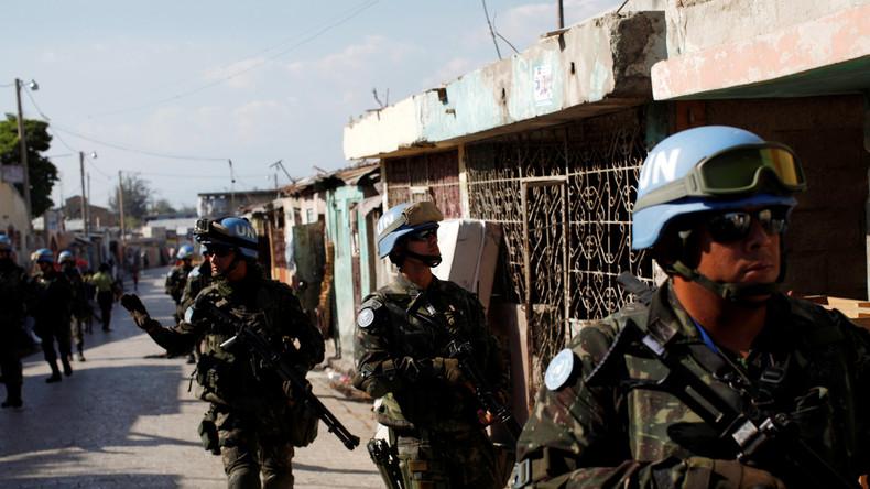 Ukraine: Putin fordert Einsatz von UN-Friedenstruppen