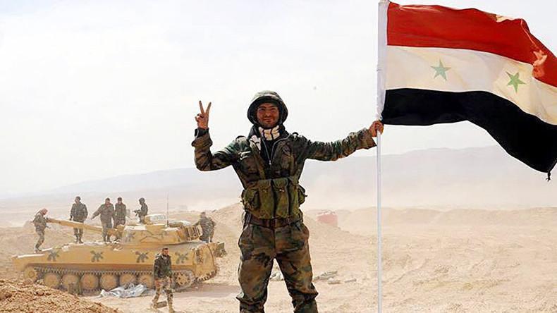 Schlüsselsieg der syrischen Armee im Kampf gegen den IS bei Deir ez-Zor: Der Westen schweigt